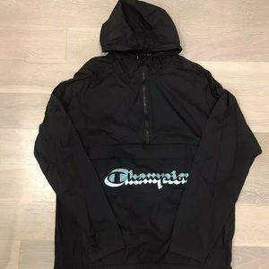 Champion Windbreaker Jacket Size X Large Men NEW